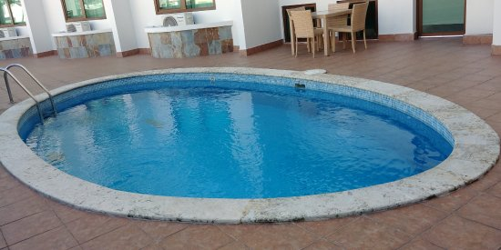 Hotel Principe & Suites: the pool is clean and nice