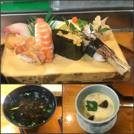 Sushi honke genmon ashiya machi restaurantbeoordelingen for Ashiya japanese cuisine