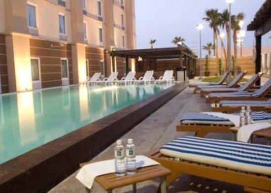 Quality Inn Ciudad Juarez : Pool
