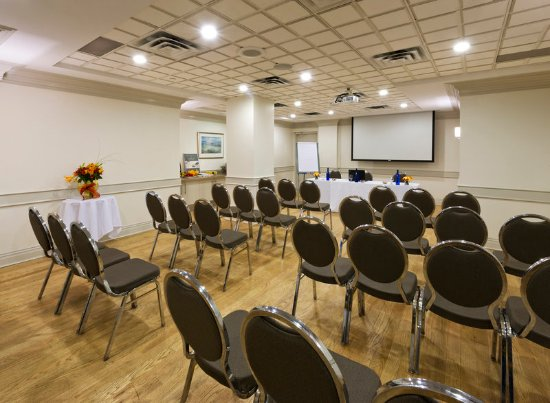 The Strathcona Hotel: Meeting room