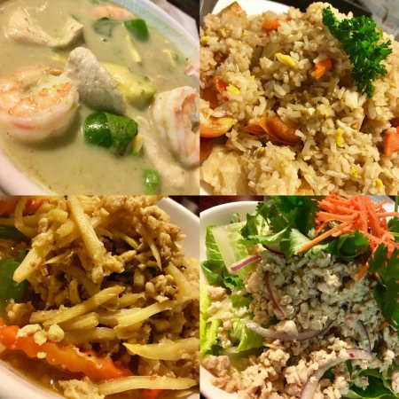 Best Thai Food In Visalia