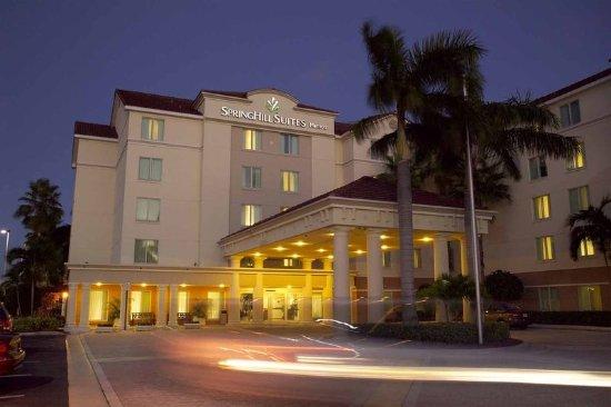 SpringHill Suites Boca Raton: Exterior