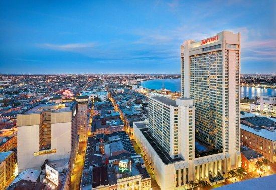 New Orleans Marriott Hotel