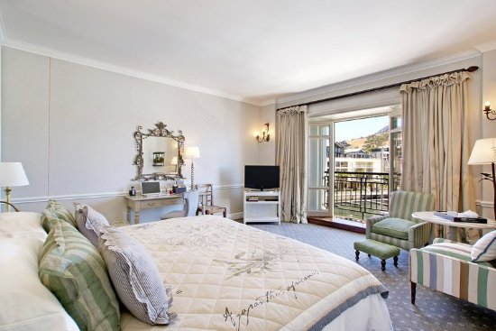 Cape Grace: Guest room