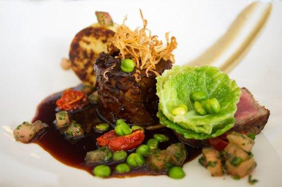 Cape Grace: Restaurant