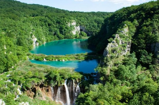 Private 8-Hour Plitvice Lakes Tour...