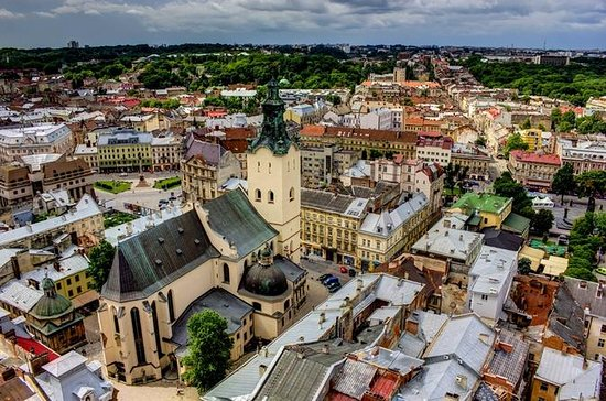 Private 3-Hour Lviv Panoramic City...