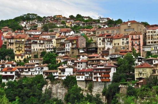 Full-Day Veliko Tarnovo og Arbanassi...