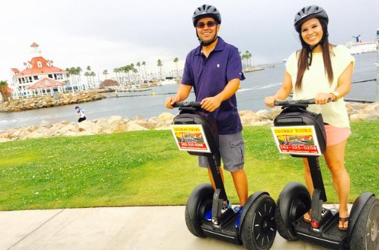 San Diego Segway Tour of Little Italy ...
