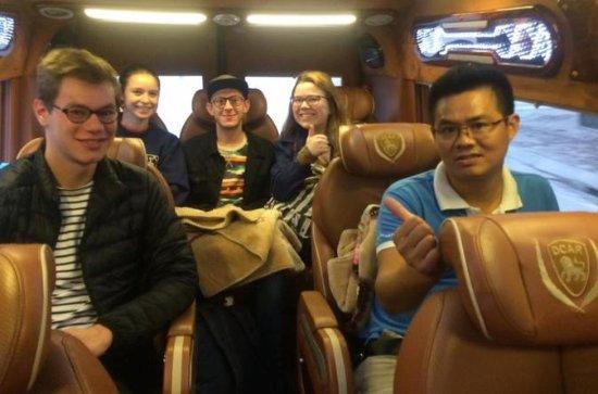 Hanói para Sapa: Ônibus expresso...