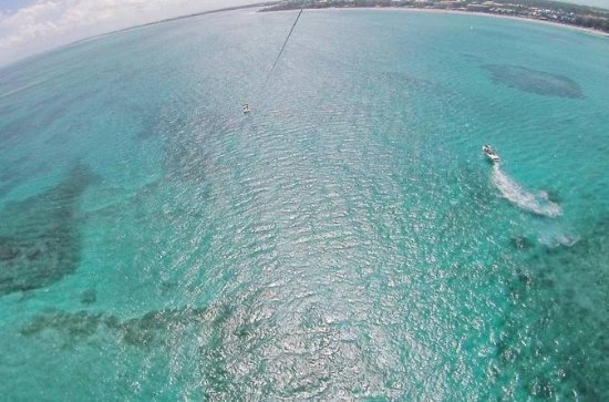 Turks and Caicos Parasailing Adventure