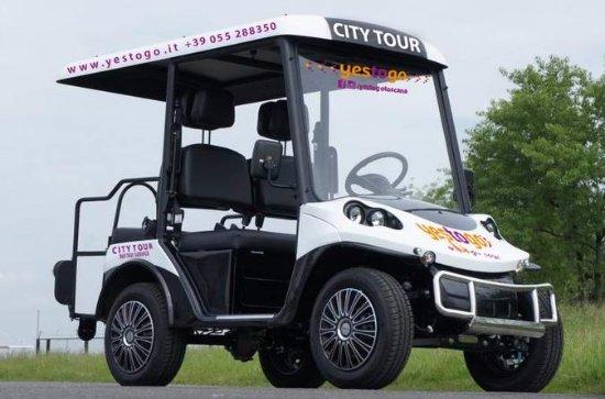 Tour di Firenze in golf cart