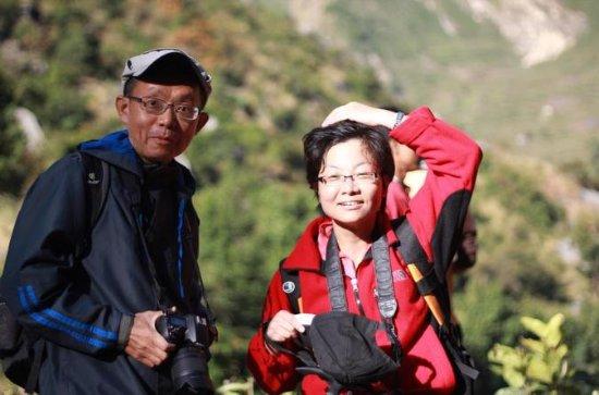 Comfort in Himalayas-Langtang Valley...