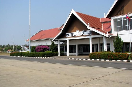 Pakse Airport to City Center Roundtrip