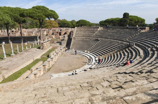 private tour of ancient Ostia from...