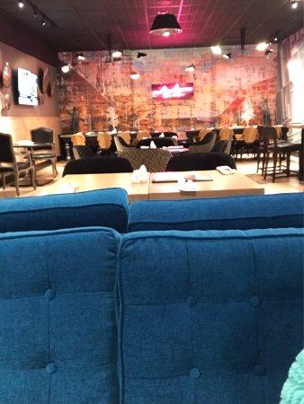 Lot Social Bar Table Toronto Etobicoke Restaurant Reviews - Table 41 restaurant