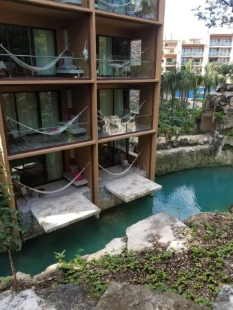 Hotel Xcaret Mexico River Rooms