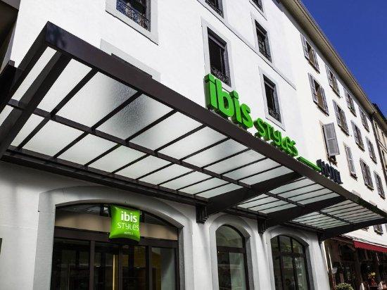 Ibis Styles Geneve Mont-Blanc: Exterior