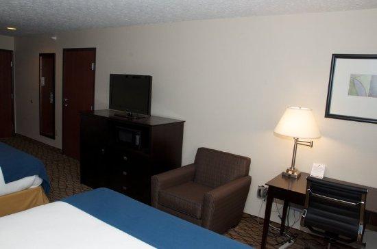Cadillac, Мичиган: Guest room