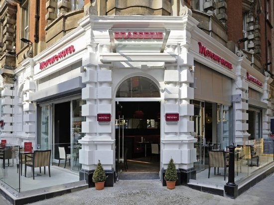 Mercure London Bloomsbury: Exterior