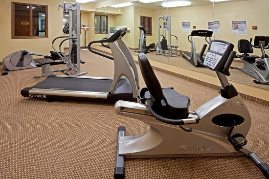 Health Club Holiday Inn Express Syracuse Fairgrounds