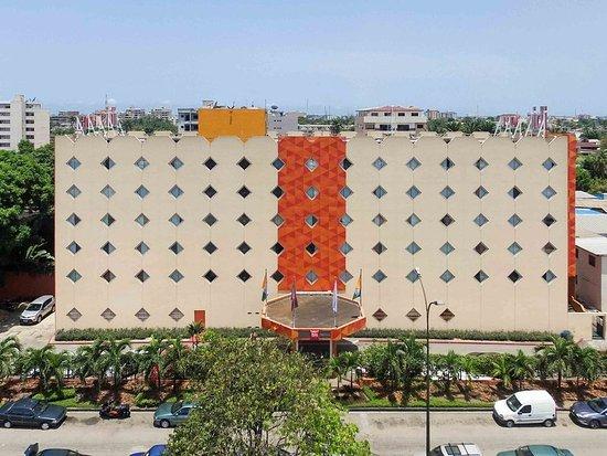 Ibis Abidjan Marcory : Exterior