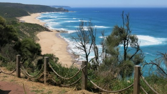 Beaconsfield, Australie : Johanna Beach from our lunch stop