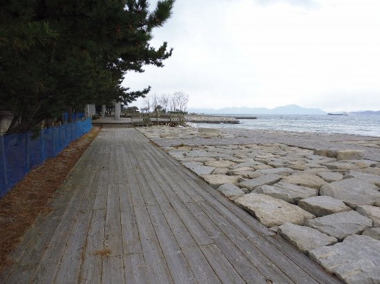 Hoshinoura Seaside Park