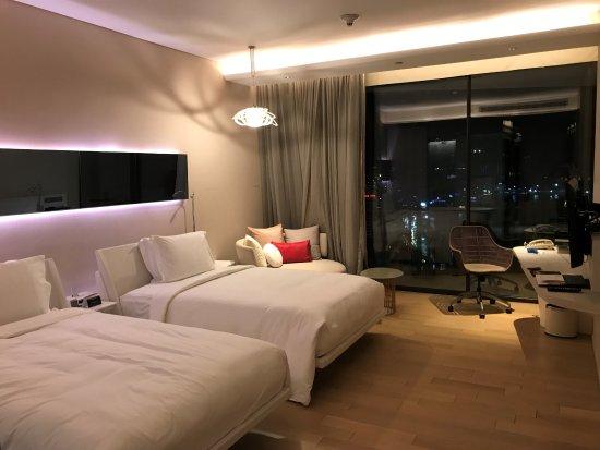 Hilton Pattaya: 32Fエグゼクティブツイン