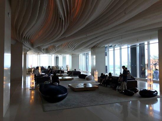 Hilton Pattaya: ロビー
