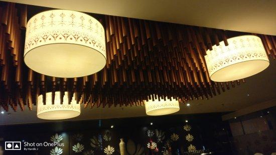 Interior Decoration Picture Of Rotis Hyderabad Tripadvisor