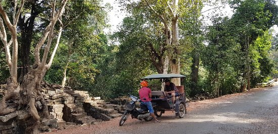 siem reap private tour guide