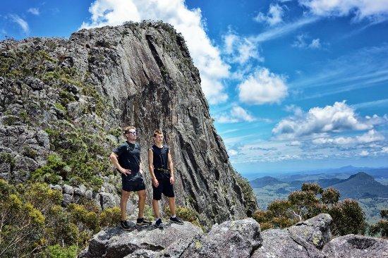 Barney View, Australia: Fake summit of Mt Maroon