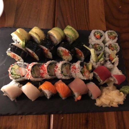Foto de kyo bar japonais montreal tripadvisor for Aix cuisine du terroir montreal
