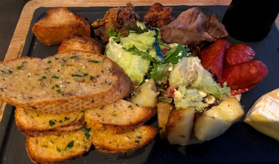 Straits Cafe: Butcher's Block $35.00
