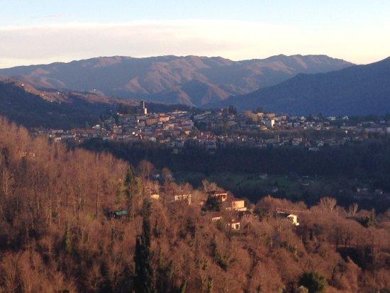 Renaissance Tuscany Il Ciocco Resort & Spa: Tramonto