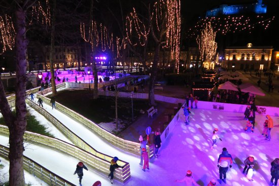 Ice Fantasy Ljubljana