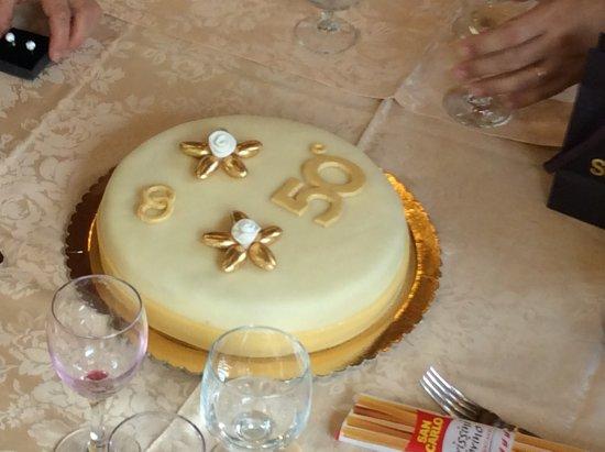 Torta Anniversario Di Matrimonio 19 Anni Picture Of Pasticceria