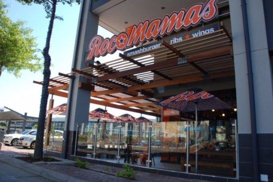 RocoMamas Fourways: RocoMamas storefront