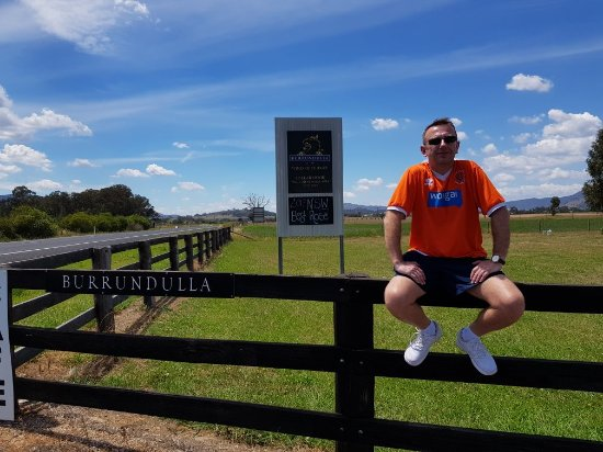 Burrundulla Wines: What a class act this place is !!