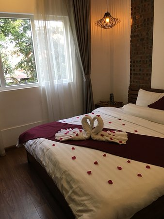 Splendid Boutique Hotel: Spacious with a very comfortable bed.