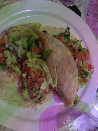 Lahaina Coolers: tacos