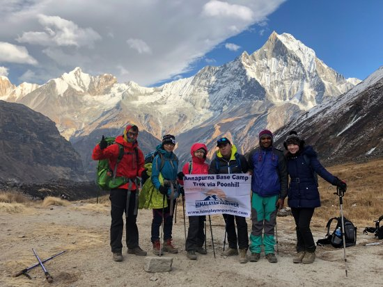 Himalayan Partner Treks & Expedition