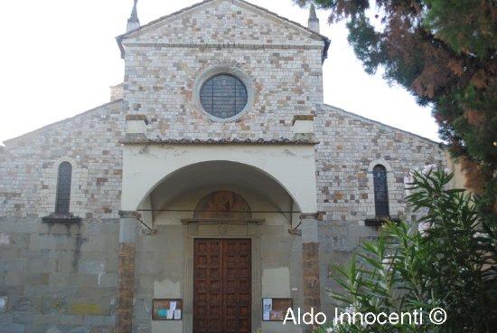 Баньо-Риполи, Италия: Pieve di San Pietro a Ripoli 3