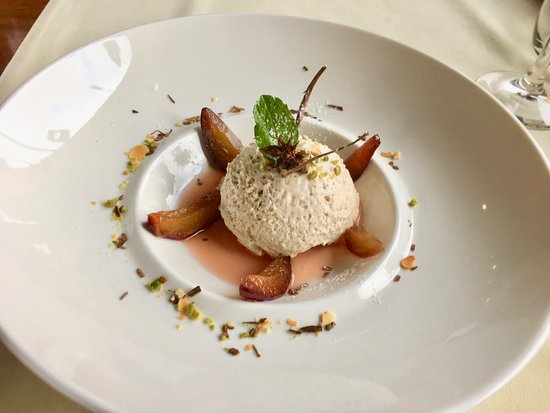 Cafe-Restaurant-Hotel des Six-Communes : Dessert