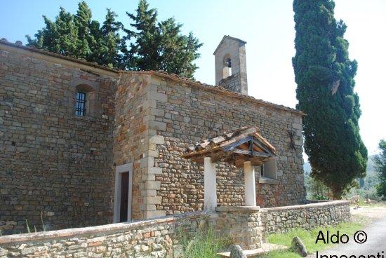 Bagno a Ripoli, Italy: Oratorio di San Donato a Campignalla 2