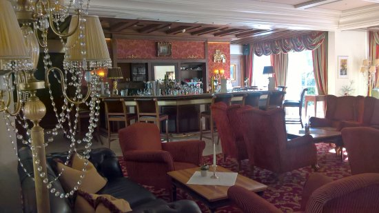 Grand Hotel Lienz: Bar Hotel