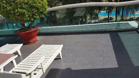 Sea Links Beach Hotel: 20171231_134821_large.jpg