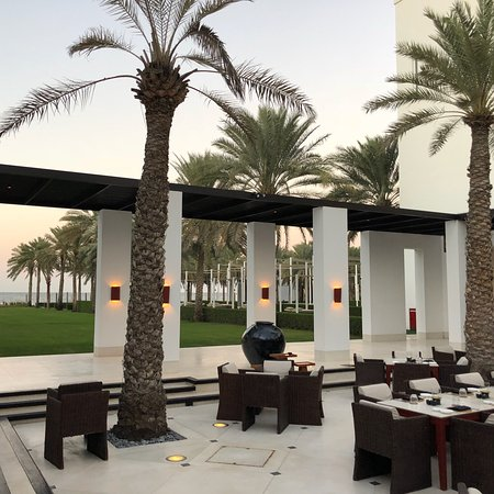 Chedi Muscat Restaurant Review