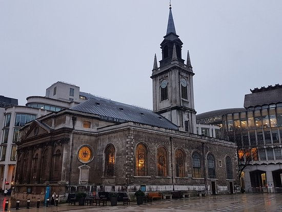St. Lawrence Jewry